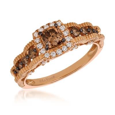 The Rarity of Chocolate Diamonds®